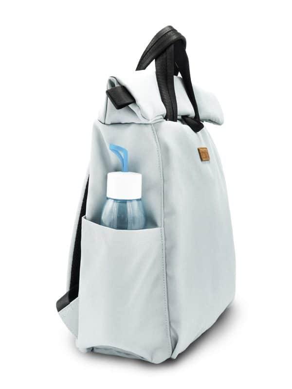RANZN Rucksack Backpack Produktbild Trinkhalterung Seitlich