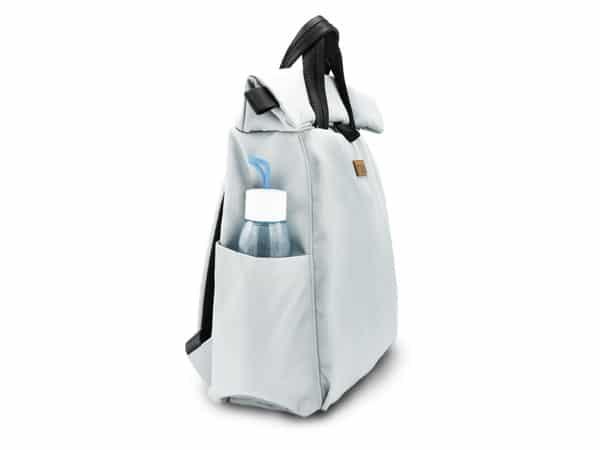 RANZN Rucksack Backpack Produktbild Seitlich